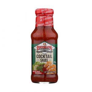 Louisiana Sauces – Cocktail Sauce 12oz