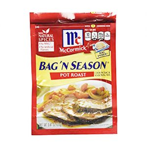McCormick – Bag & Season Potroast .81oz