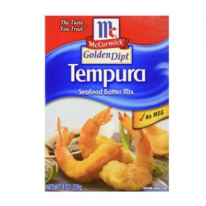 McCormick – Tempura Batter Mix 8oz