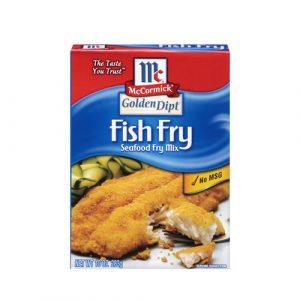 McCormick – Seafood Fry Mix 10oz