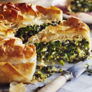 Pastries – Spinach Pie / Ea