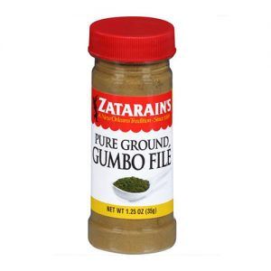 Zatarain's – Pure Ground Gumbo File 1.25oz
