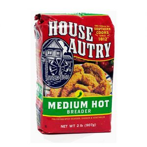 House Autry  – Medium Hot Breading Mix 2LB