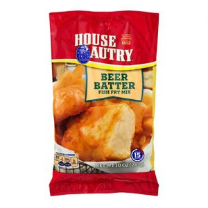 House Autry  – Beer Batter Mix 10oz