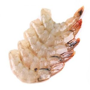 Shrimp Peeled & Deveined size 15-20 / Lb