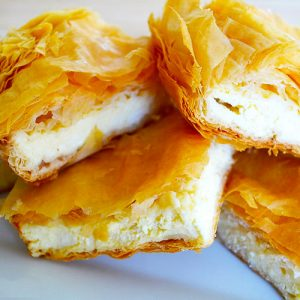 Pastries – Cheese Pie / Ea