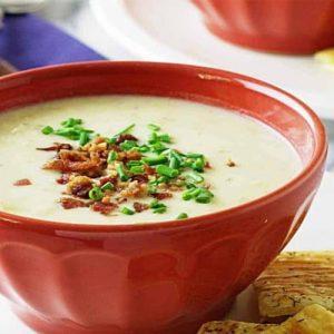 New England Clam Chowder 16oz Homemade  Soup