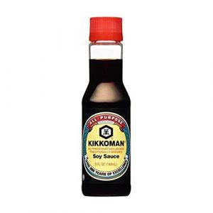 Kikkoman  – Soy Sauce 5 fl oz