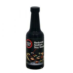 Sushi Chef – Reduced Sodium Soy Sauce 10oz