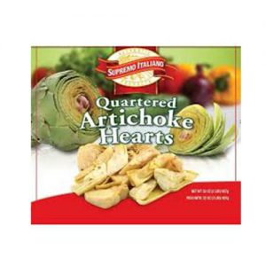 Ruby Artichoke Hearts 14oz