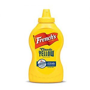 French's Yellow Mustard 12oz