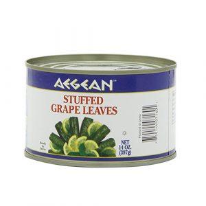 Aegean Stuffed Grape Leaves 14oz