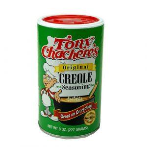 Tony Chacheres Original Creole Seasoning 8oz