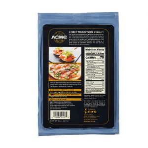 Acme  – Smoked Salmon 4oz / Ea