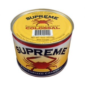 Supreme Crabmeat – Colossal