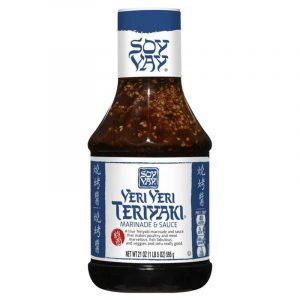 Soy Yay Teriyaki Marinade & Sauce 12.5 fl oz