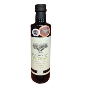 Kouskoulas Oils – Virgin Olive Oil Bottle 500 ml